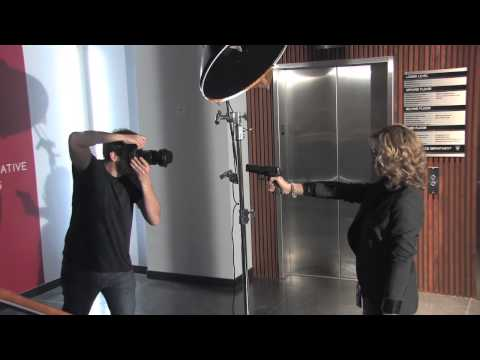 Behind the Scenes of Vanmag's Cover Shoot on the set of Motive