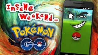 Pokémon GO Insane Weekend and Updates by Pokémon GO Gameplay