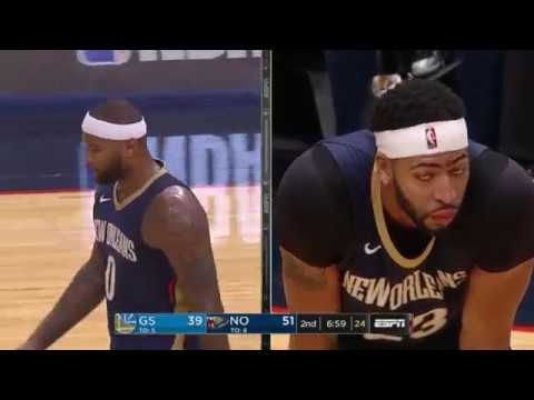 Why Anthony Davis And DeMarcus Cousins' Reunion Could Be GREAT For Lakers