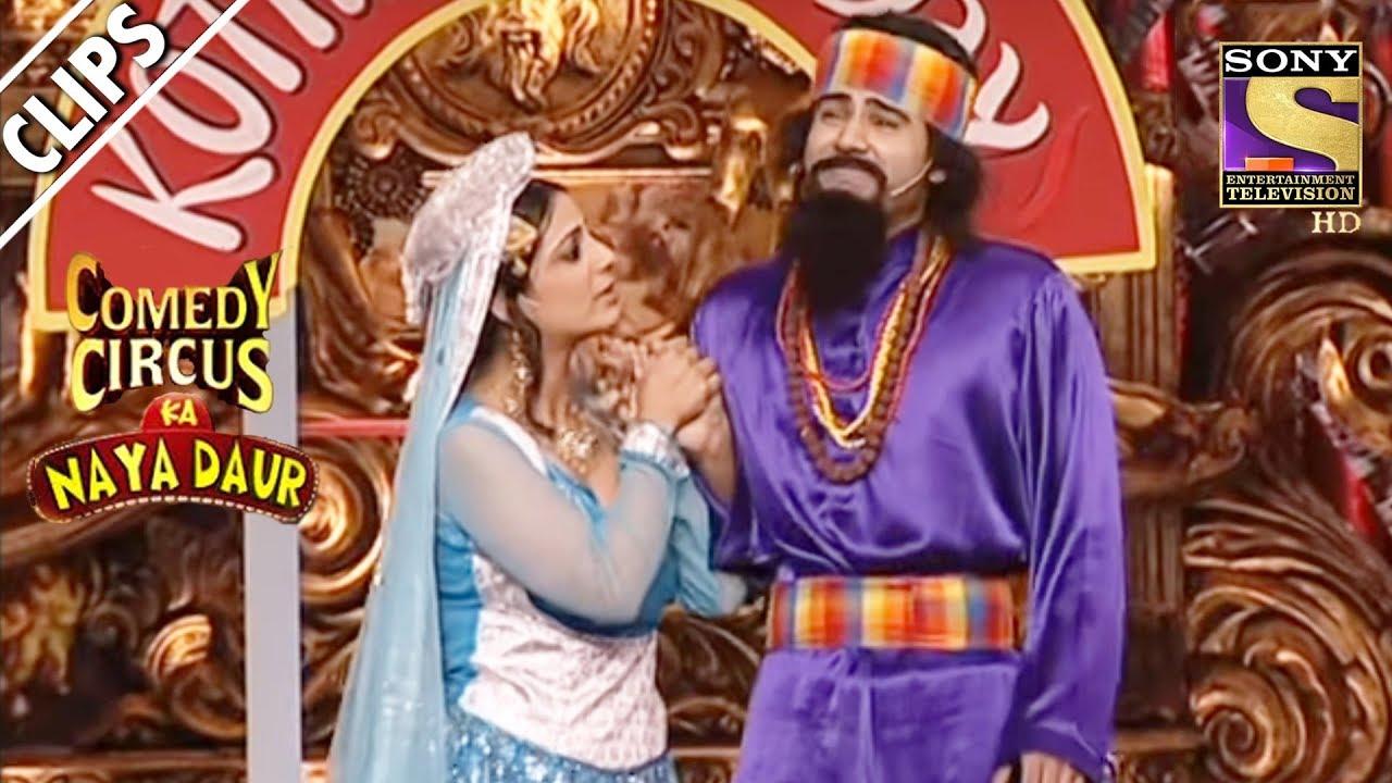 Ather Visits Priya At Her New Venture | Comedy Circus Ka Naya Daur