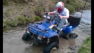 4. Polaris Trail Boss 330