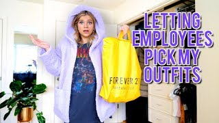 I Let Store Employees Pick My Outfits... And This Is What Happened by Monica Church