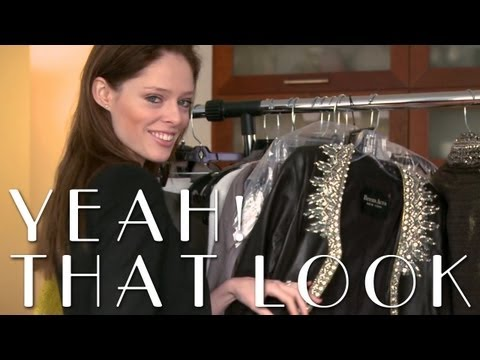 closet - Get a look into fashion model Coco Rocha's closet at her New York apartment and find out her make-up must haves with Chriselle and Jessica in part one of Yea...