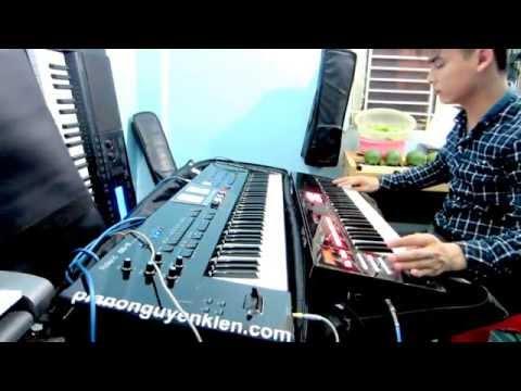 Đàn Organ Mùa Xuân Của Mẹ - Nguyễn Kiên Keyboard