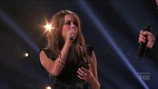 "Angie Miller & Adam Lambert ""Titanium"" - (FINAL) - American Idol 2013"