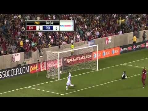 officialfiresoccer - 1 Marco Pappa's Hat Trick Clincher from September 28 at Real Salt Lake goes up against #2 Dominic Oduro's Stealthy Flick from August 21 vs. Toronto FC. Vote...