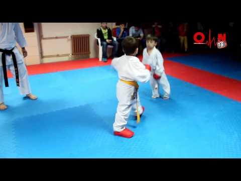 4 Yaşından 40 Yaşına Karate Gösterisi