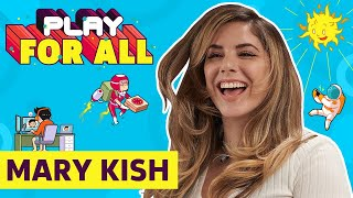 Bright Bird with Mary Kish   Play For All by GameSpot