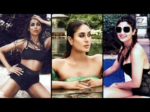 Bollywood Mummies Who Sizzled In Beach Wear | Kare