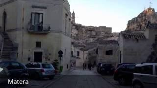 Matera Italy  City new picture : Places to see in ( Matera - Italy )