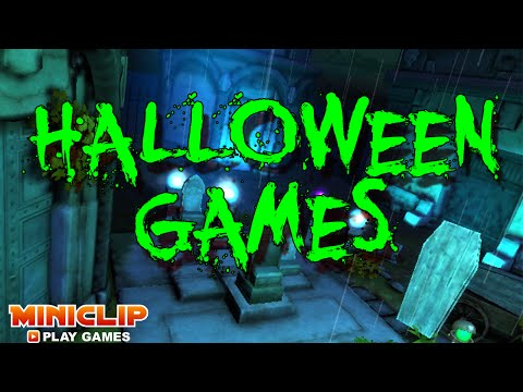 Halloween award games! Thumbnail