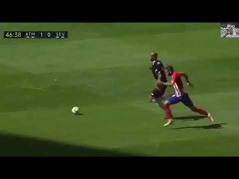 Atlético de Madrid vs Sevilla 2 0 All Goals & Highlights 23 09 2017