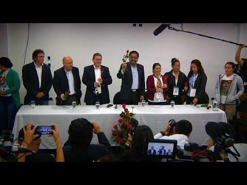 Κολομβία: Πολιτικό κόμμα ίδρυσαν οι αντάρτες FARC