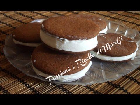 gelato biscotto fatto in casa - ricetta