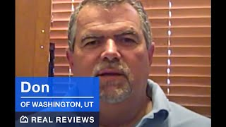 Washington (UT) United States  City new picture : Don of Washington, UT | Protect America Reviews
