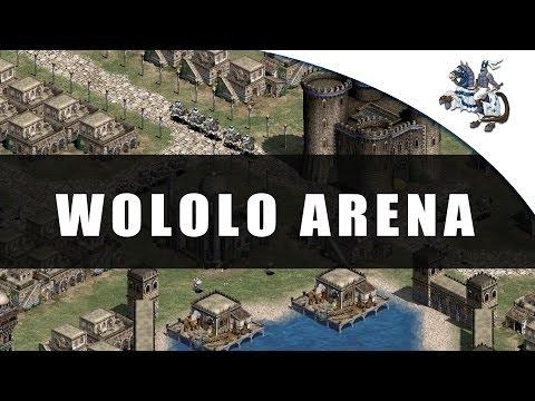 Wololo Arena - Edie's Monks (видео)