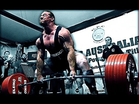 Nothing To Regret – Powerlifting Motivation (MuscleFactory DARK)