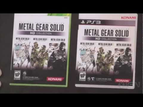 preview-Metal Gear Solid HD Collection: E3 2011 Announcement (IGN)