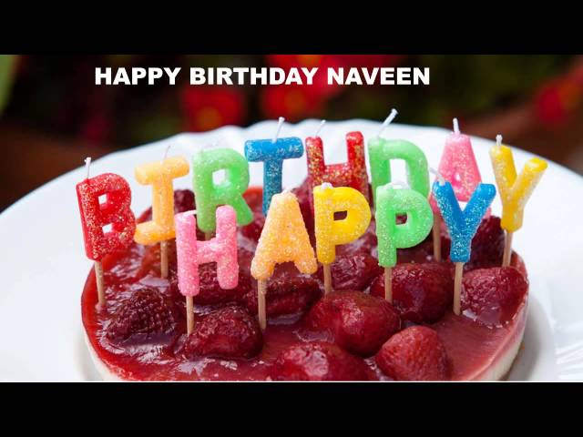 Cake Images With Name Naveen : Naveen Cakes Pasteles 792 Happy Birthday Mp3FordFiesta.com