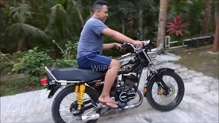 Video Knalpot Kolong Noguchi RX King 280 ribu bukan smr bukan bpazz MP3, 3GP, MP4, WEBM, AVI, FLV Januari 2019