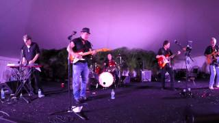 100 Proof Band at Our Town 2015