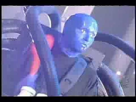 Blue Man Group - Baba O'Riley