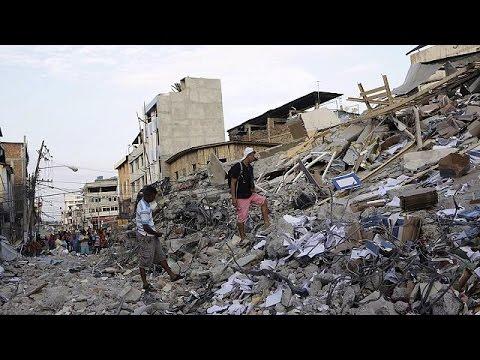 Ισημερινός: Ξεπέρασαν τους 400 οι νεκροί από το χτύπημα του Εγκέλαδου
