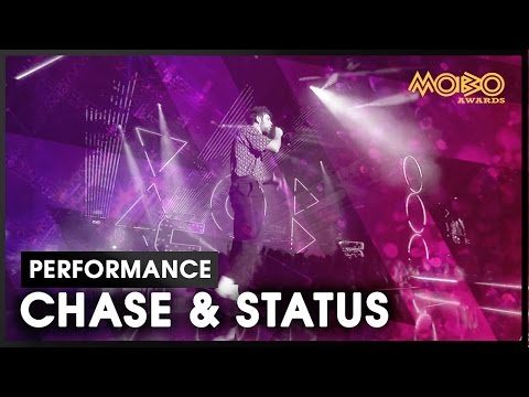 'Funny' & 'All Goes Wrong' | CHASE & STATUS Ft. Frisco & Tom Grennan | Live At MOBO Awards | 2016