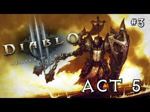 D3 - Playing through Act 5 in Diablo 3's Reaper of Souls expansion. Force Strategy Gaming: http://www.ForceStrategyGaming.com http://www.youtube.com/ForceSC2strategy.