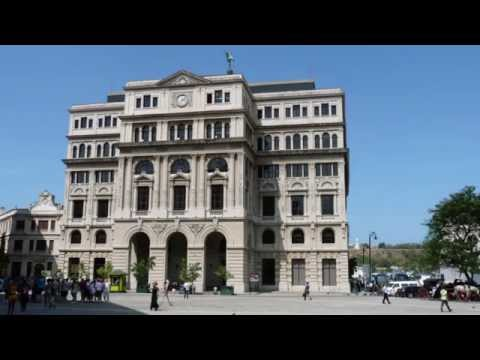 Around the Plaza de San Francisco in Havana used to live rich merchants