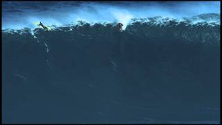 Garrett McNamara - Wipeout of the Year: Billabong XXL