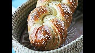 Videoricetta: pan brioche di Pasqua