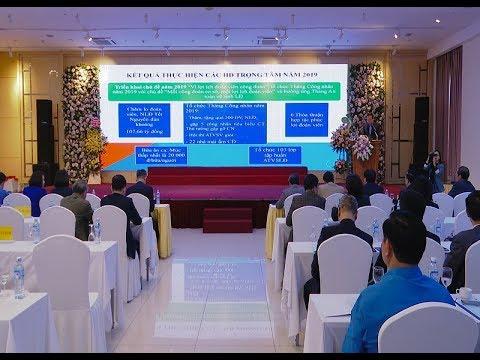 Hội nghị Tổng kết Công đoàn Công Thương Việt Nam năm 2019