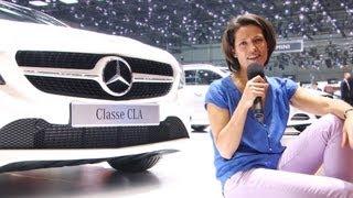 Mercedes-Benz TV: Premieres at the 83. Geneva Motor show