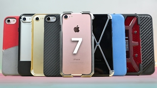Top 10 Best Looking iPhone 7 Cases!