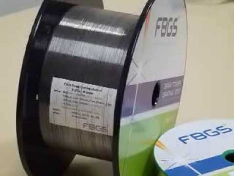 Fibre Optic Sensors - FBGS' Draw Tower Gratings (DTGs) Demo