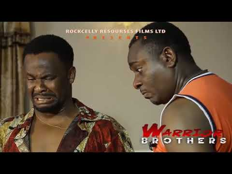 WARRIOR BROTHERS  promo  NEW MOVIE ALERT !- ZUBBY MICHEAL  Latest 2020 Nollywood Movie || HD