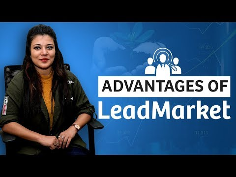 Advantages Of Leadmarket (Hindi) | LeadMarket IndianMoney.com