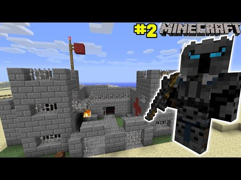 Minecraft: ARMY BASE RESCUE MISSION – The Crafting Dead [2]