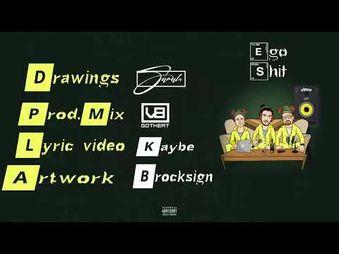 SHAW - EGO SHIT (Official Lyrics Video)