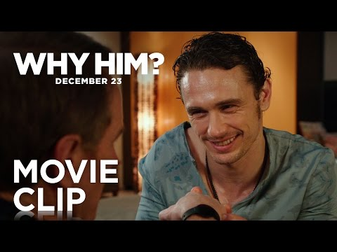 Why Him? (Clip 'Check-in')