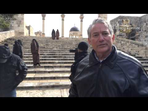 Video: Video: U.S. Congressman Harassed by Muslim Women on the Temple Mount
