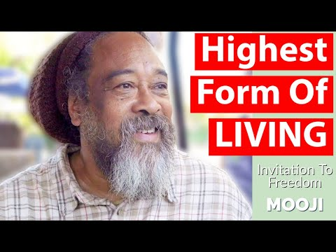 Mooji Video: Observing Without Attachment