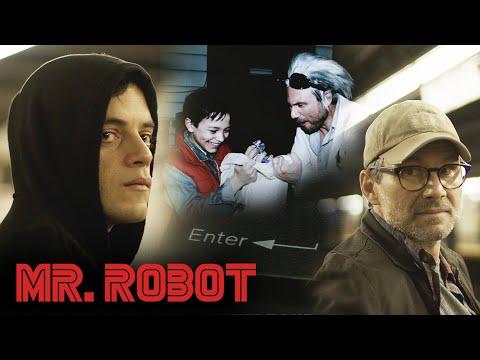 Elliot And Mr. Robot Reverse 5/9 | Mr. Robot