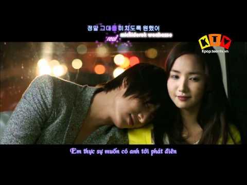 [Vietsub + Kara] Suddenly - Kim Bo Kyung (OST City Hunter).mkv
