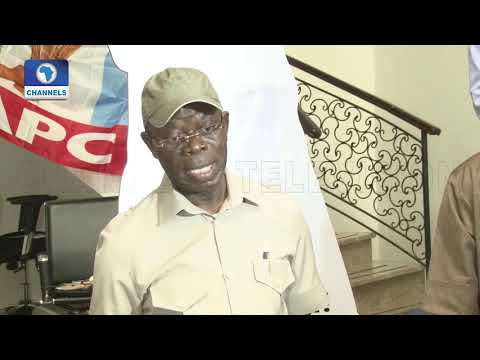 Oshiomhole Clears Air On Rivers,Ogun,Imo & Zamfara APC Primaries Pt.4