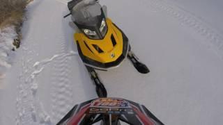 10. 2012 Ski Doo Tundra 550f Walkaround