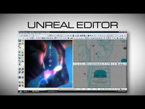 Make your own games with Epic Games UDK