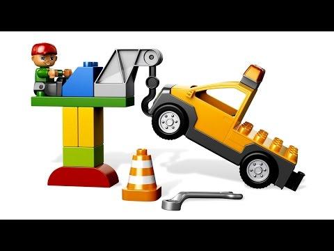 Про машинки lego эвакуатор игры и лего