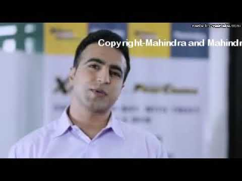 Mahendra corporate advertisement-2